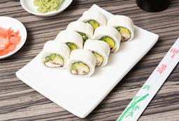 Veggie White Roll