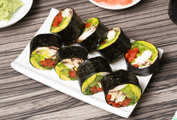 Vegan Roll Roll