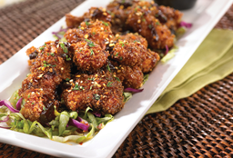Sesame Jack Chicken Strips