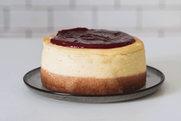 Cheesecake New York & Berries