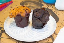 Muffins de Chocolate o Arándano