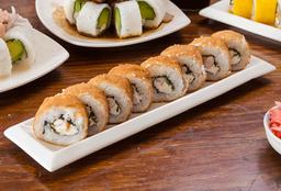Tori Rolls (tempura)