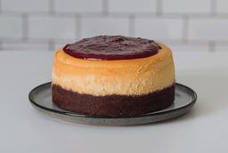 Cheesecake White Chocolate & Berries