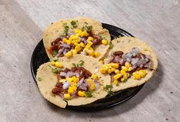 Tacos Chili con Carne (3 un)