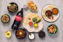 Promo Taco Party (5-6 personas)