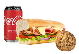 Sándwich Básico en Combo