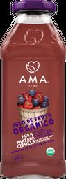 Jugo Ama Pura Manzana & Ciruela Orgánicos