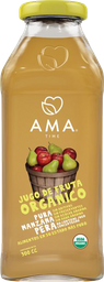 Jugo Ama Pura Manzana & Pera Orgánicas