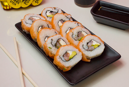 Ebi Cheese Rolls