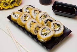 Mushroom Cheese Furai Rolls