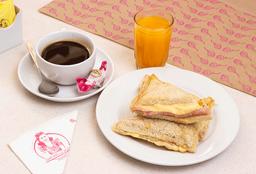 Planchadito + Café + Jugo Natural