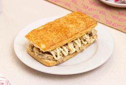 Sándwich de Pavo Almendra