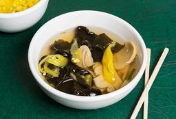 Sopa Mandarín