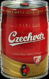 Cerveza Czechvar Lager Barril 5L