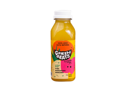 Jugo Green Beats 330 ml (Citric Hint)