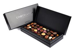 Mix de 34 bombones, Chocolatier, 375g