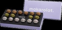 Makarolats, 16 unidades 200g