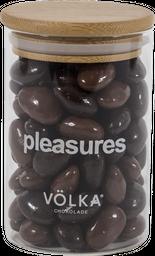 Milk & Dark Almonds, 250g