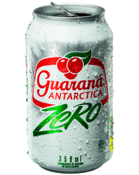 Bebida Guaraná Zero 350 ml