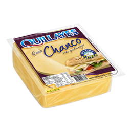 Queso Chanco Quillayes 250 Gr