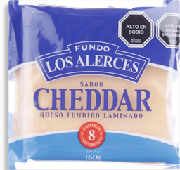 Queso Cheddar Los Alecerces 160 g