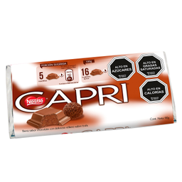 Chocolate Capri Trufa Nestle 90G
