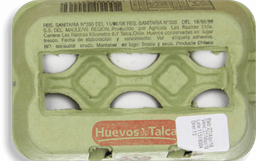 Huevo Grande Blanco 6 Un Talca
