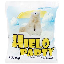 Hielo Party Premium Bolsa 1.5 Kg
