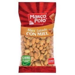 Marco Polo Mani Con Miel