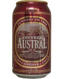 Cerveza Austral Patagona 508