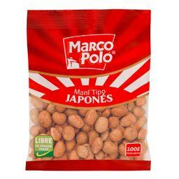 Marco Polo Mani Japones
