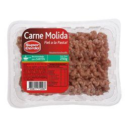 Carne Molida Super Cerdo 250 Gr