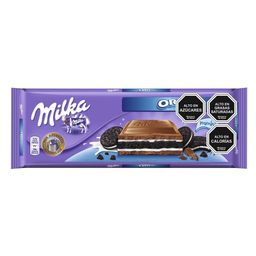 Chocolate Milka Oreo 100 Gr