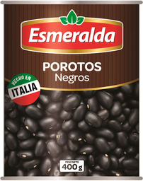 Porotos Negros Esmeralda 400 Gr