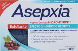 Jabón Asepxia Exfoliante 100 g