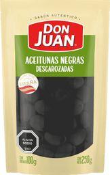 Don Juan Aceituna Negra Descarozad