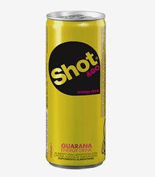 Bebida Energizante Shot & Go 250 mL