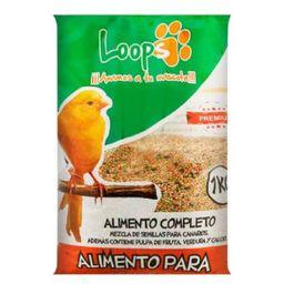 Alimento Canario Loops
