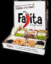 Fajita Premium para 3 personas