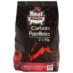 Carbón Beef Maker Tradicional 2.5 Kg