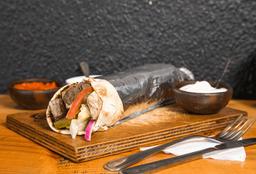 🌯 Shawarma Mixto  de Carne y Pollo