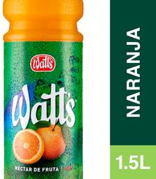Jugo Néctar Watts Naranja 1,5L
