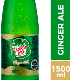 Canada Dry Ginger Ale 1,5