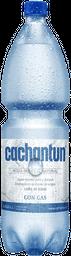 Agua Mineral Cachantun 1,5 Con Gas