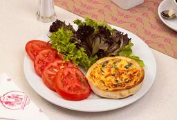 Quiches (Vegetariano)