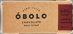 Obolo 64 % Cacao Lapnsang S 50 gr
