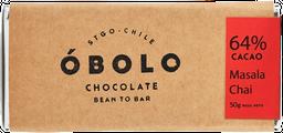 Obolo 64% Cacao Masala Chai 50 gr