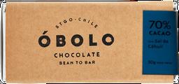 Obolo 70 % Cacao Puro 50 gr