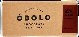 Obolo 85 % Cacao Puro 50 gr