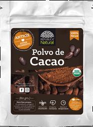 Cacao en Polvo Organico 60 gr